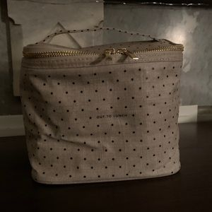 kate spade ♠️ Insulated Lunchbox